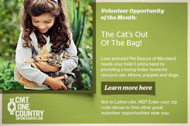 Country Music Television Presents VolunteerMatch